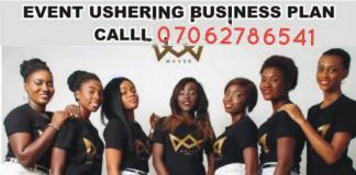 Ushering Business Plan in Nigeria
