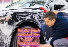 Car Wash Business Plan In Nigeria PDF