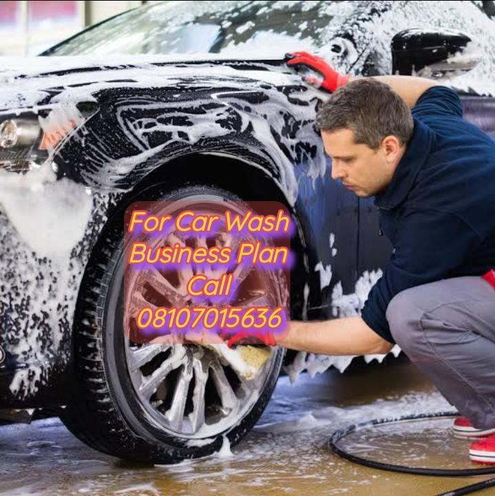 Car Wash Business Plan In Nigeria PDF